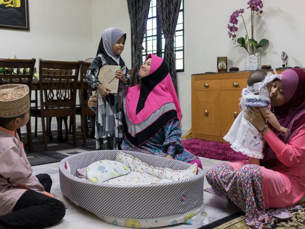 Многоженство ислам фото
