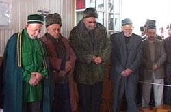 Mаджлис алимов в с. Чиркей Буйнакского района РД