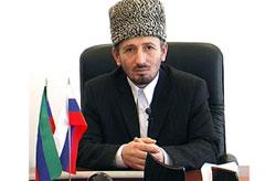 Муфтий Дагестана Ахмада-хаджи Абдулаев