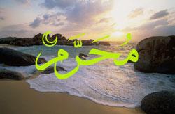 Месяц Мухаррам. День Ашура
