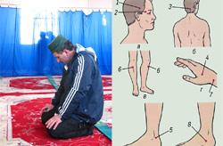 Влияние мусульманских ритуалов на здоровье человека